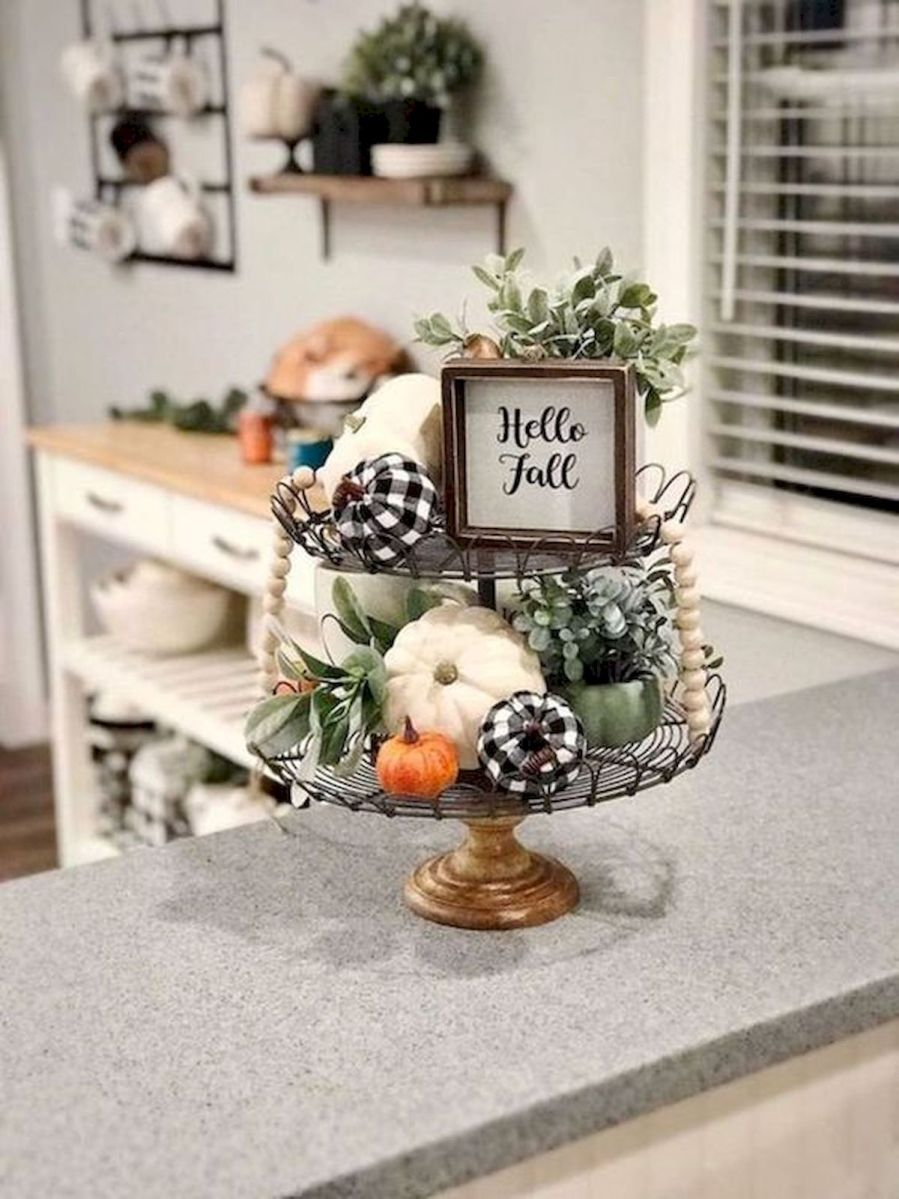 40 Awesome Fall Decoration Ideas For Living Room (11)