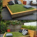 40 Fabulous Modern Garden Designs Ideas For Front Yard and Backyard (15)
