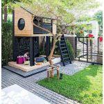 40 Fabulous Modern Garden Designs Ideas For Front Yard and Backyard (3)