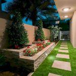 40 Fabulous Modern Garden Designs Ideas For Front Yard and Backyard (7)