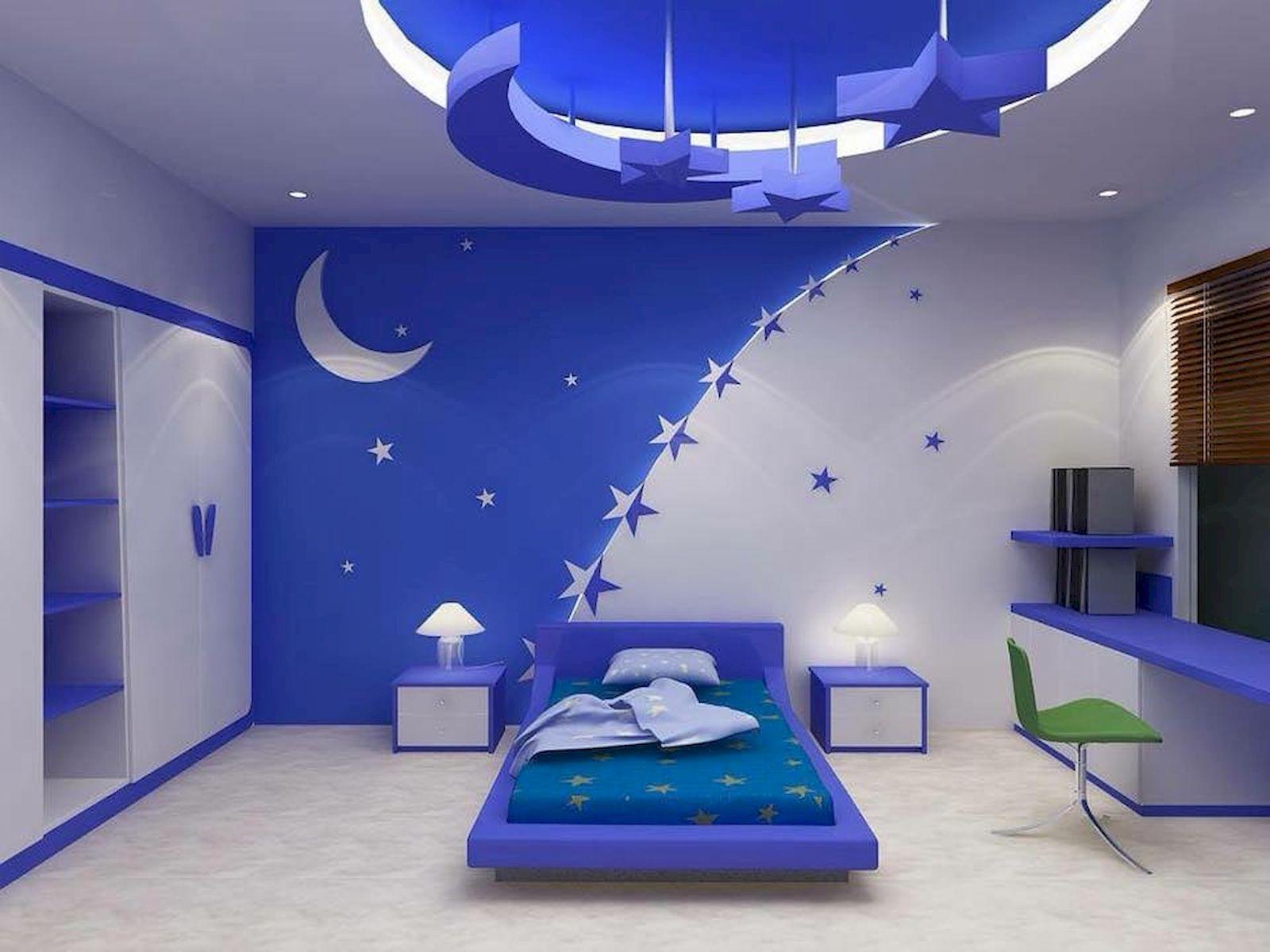 25 Lovely Children Bedroom Design Ideas That Beautiful ... on Beautiful Bedroom Ideas For Small Rooms  id=86569