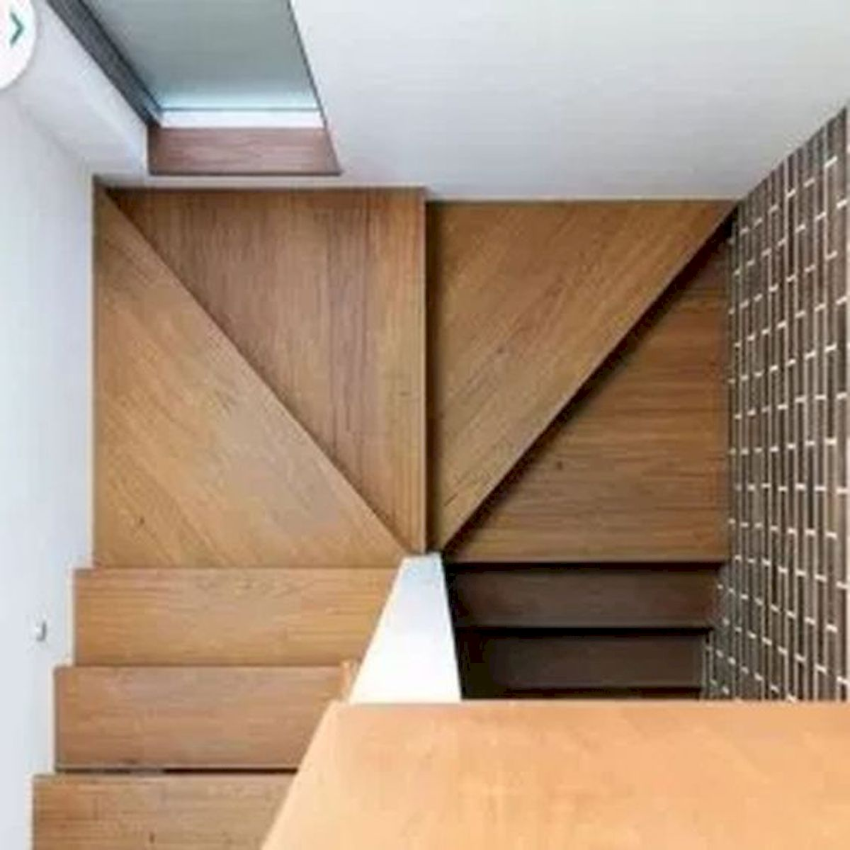 30 Awesome Wooden Stairs Design Ideas For Your Home (10)