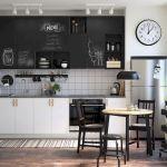 30 Stunning Black Kitchen Ideas You Will Love (3)