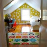 40 Awesome Attic Bedroom Design and Decorating Ideas (32)
