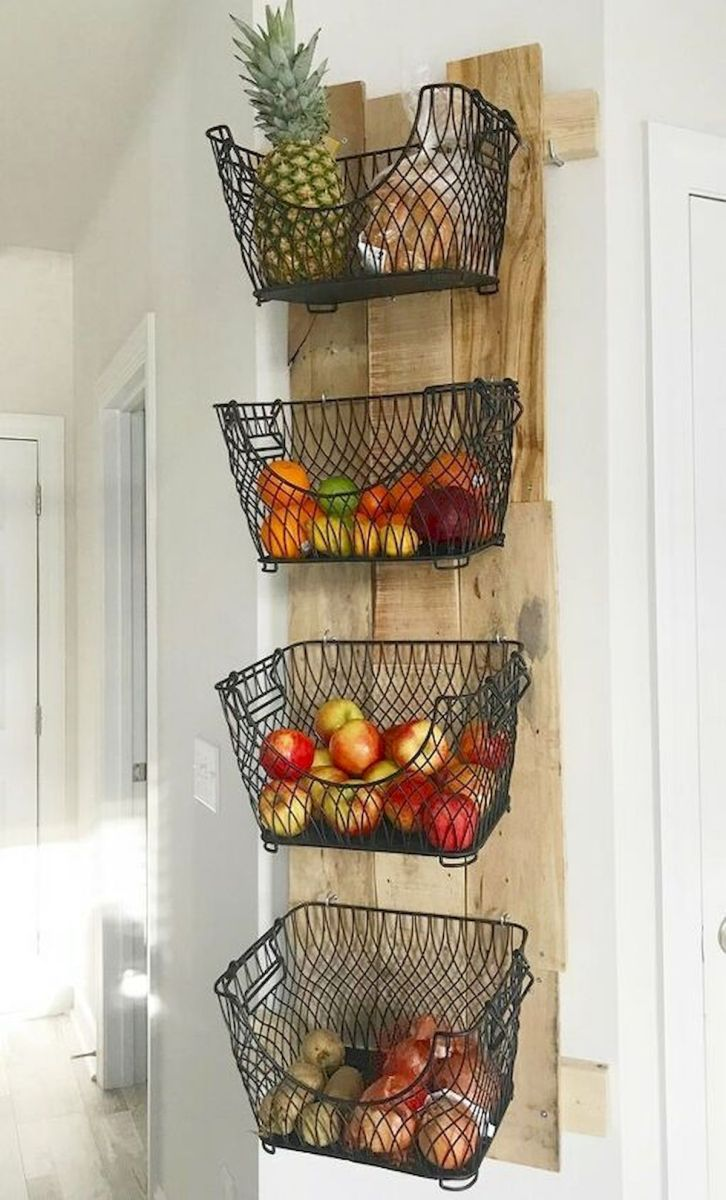 30 Best Fruit and Vegetable Storage Ideas for Your Kitchen (8)