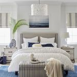 20 Best Coastal Farmhouse Bedroom Decor Ideas (14)