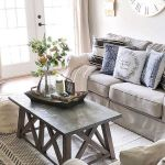 20 Best Farmhouse Coffee Table Decor Ideas (12)