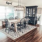20 Best Farmhouse Dining Room Decor Ideas (11)