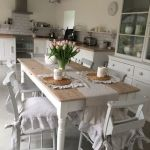 20 Best Farmhouse Dining Room Decor Ideas (14)