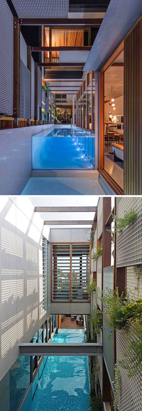 Above Ground Pool Lighting Ideas.