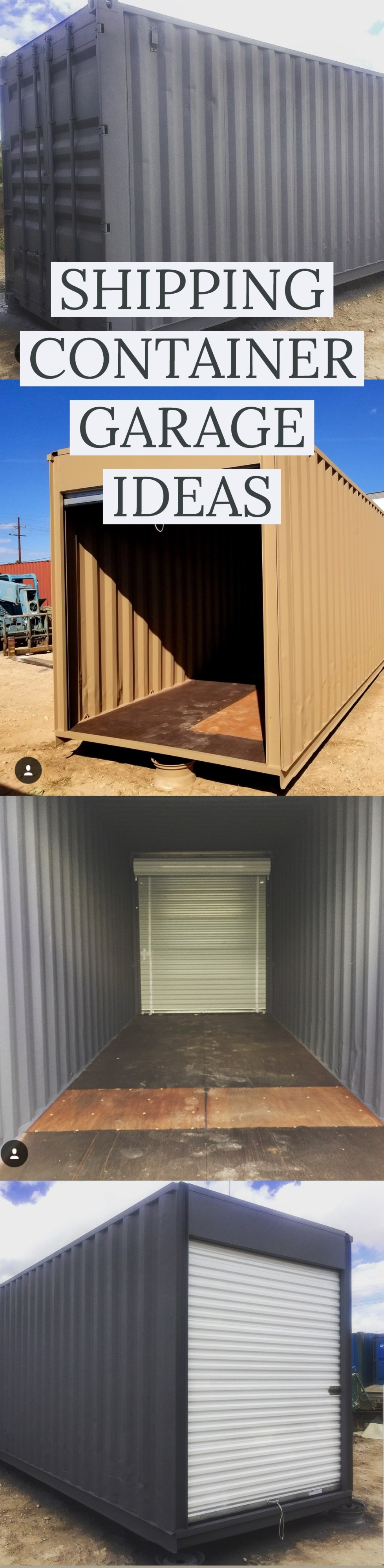 2020 Cool Shipping Container Garage Conversion Plans Amp Ideas
