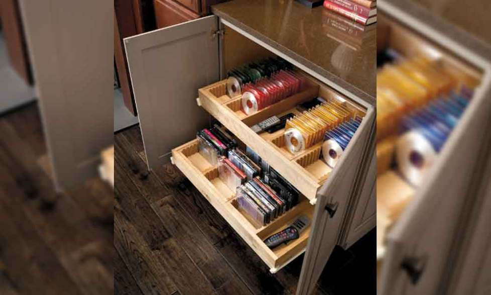ikea dvd storage ideas