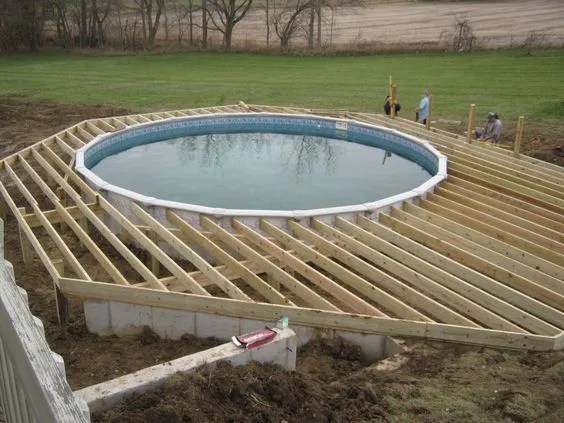 Disadvantages Above Ground Pool Ideas
