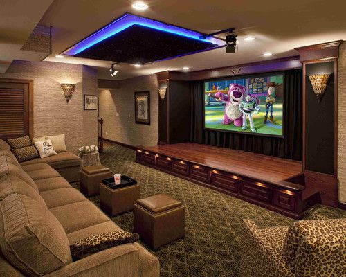 Theater Room Decorations
