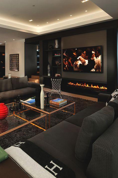 Media Room Furniture Ideas