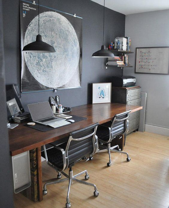 Modern Study Room Ideas