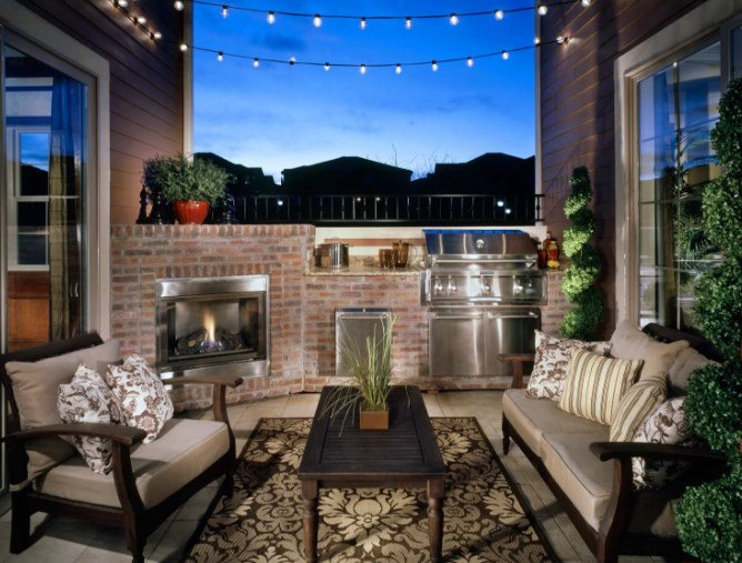 led deck lighting ideas