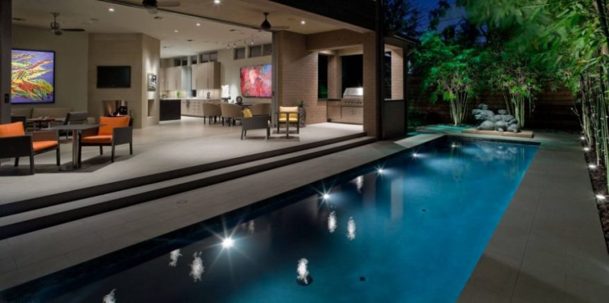 deck lighting ideas australia