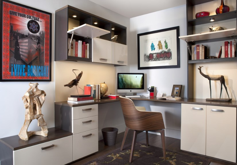 30+ Study Room Design Ideas (Guide U0026 Tips For Decorating A Study Room)
