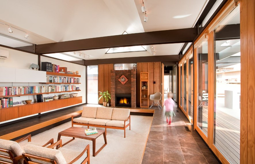 20 Cool 60\'s & 70\'s Sunken Living Room Remodel, Design & Ideas ...