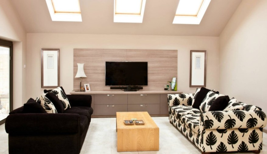 wall mounted entertainment center ideas