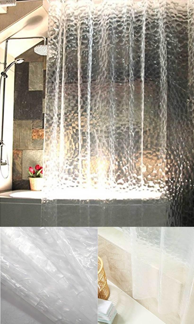 3d curtain shower