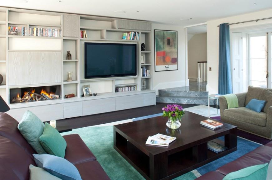 20 Cool 60\'s & 70\'s Sunken Living Room Remodel, Design ...