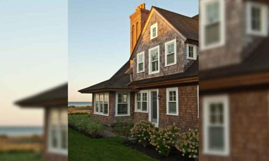 rustic cabin interior window trim ideas