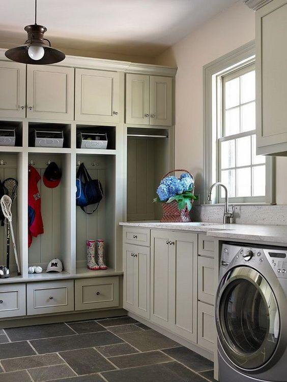 Basement Laundry Tub