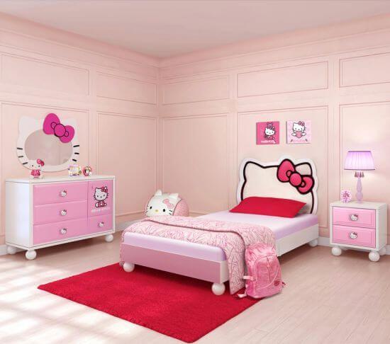 Hello Kitty Rooms