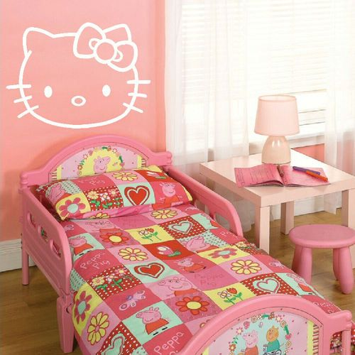 Hello Kitty Wallpaper for Bedrooms