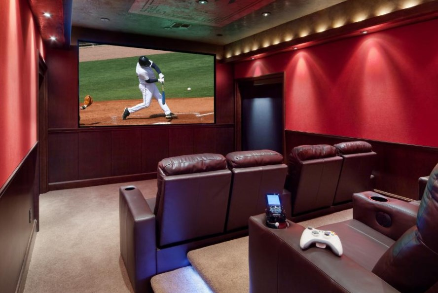 basement home theater soundproofing