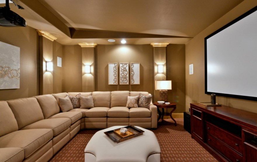 recreational room design