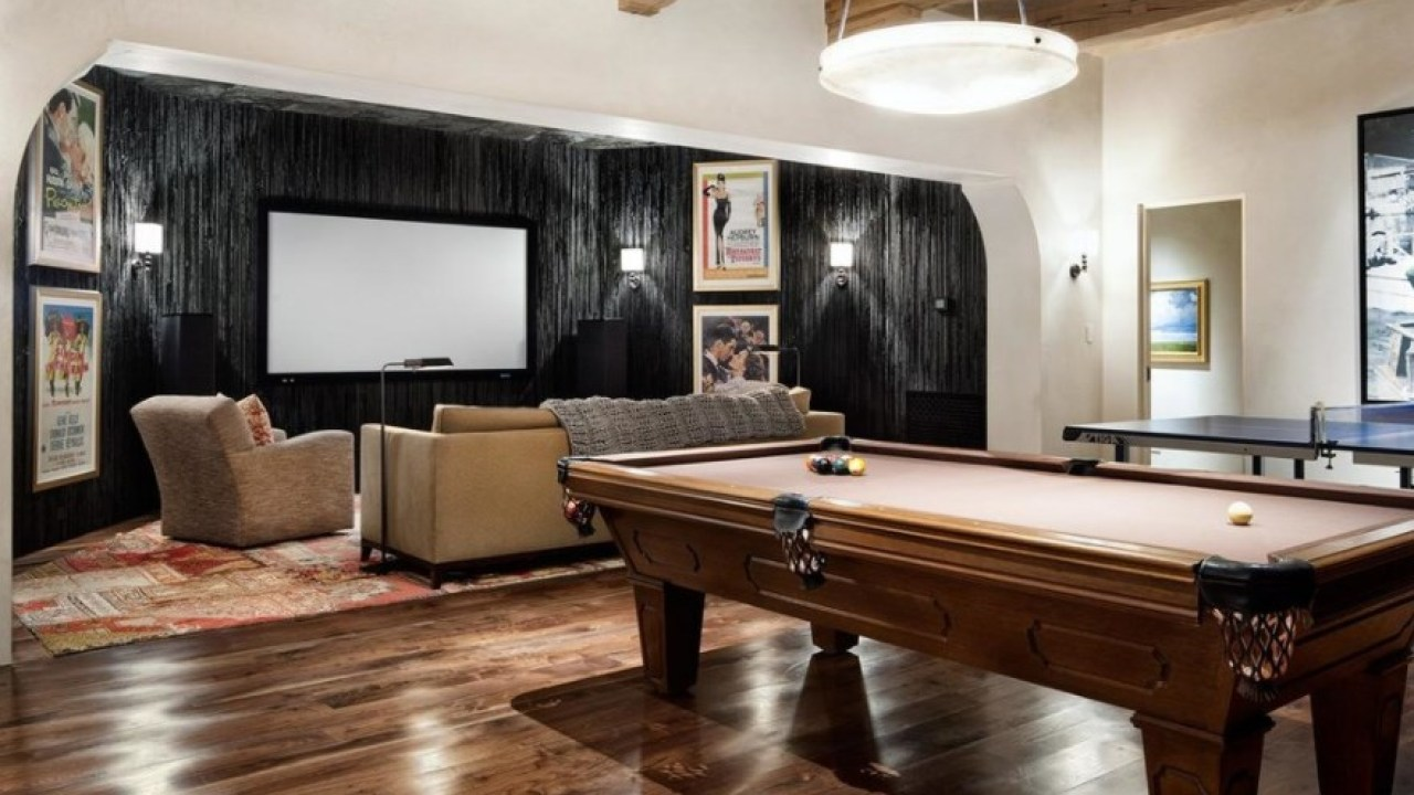 21 Recreational Room Ideas Pictures Rec Room