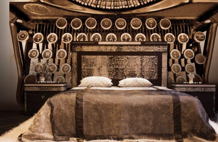 Steampunk Bedroom Decor