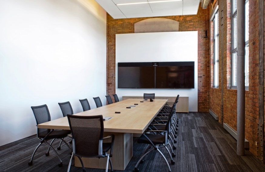 corporate conference room design