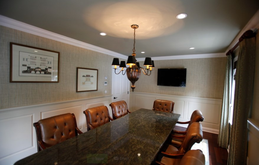 conference room ceiling design