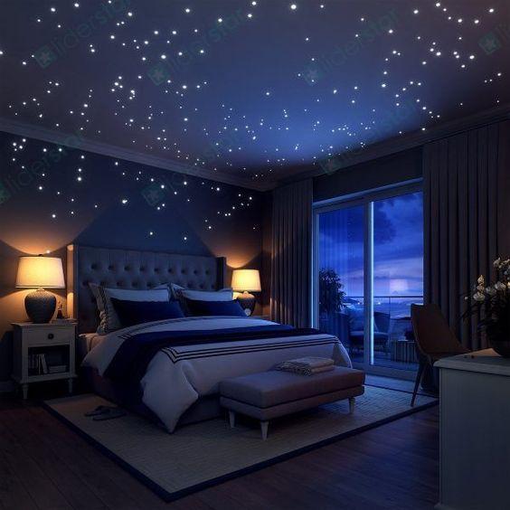 Boys Room Space Theme