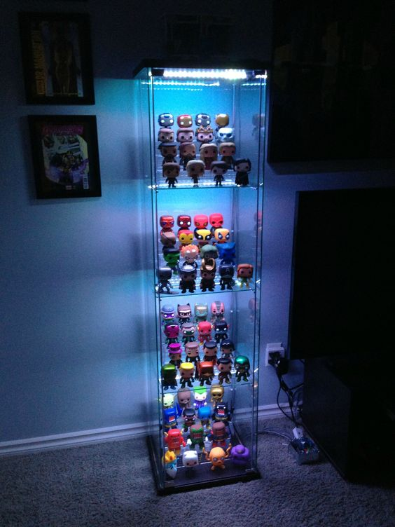 DIY Acrylic Display Case