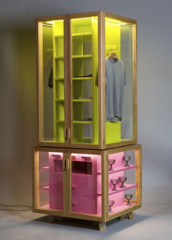 DIY Retail Display Case