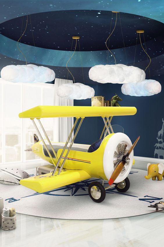 Space Room Theme