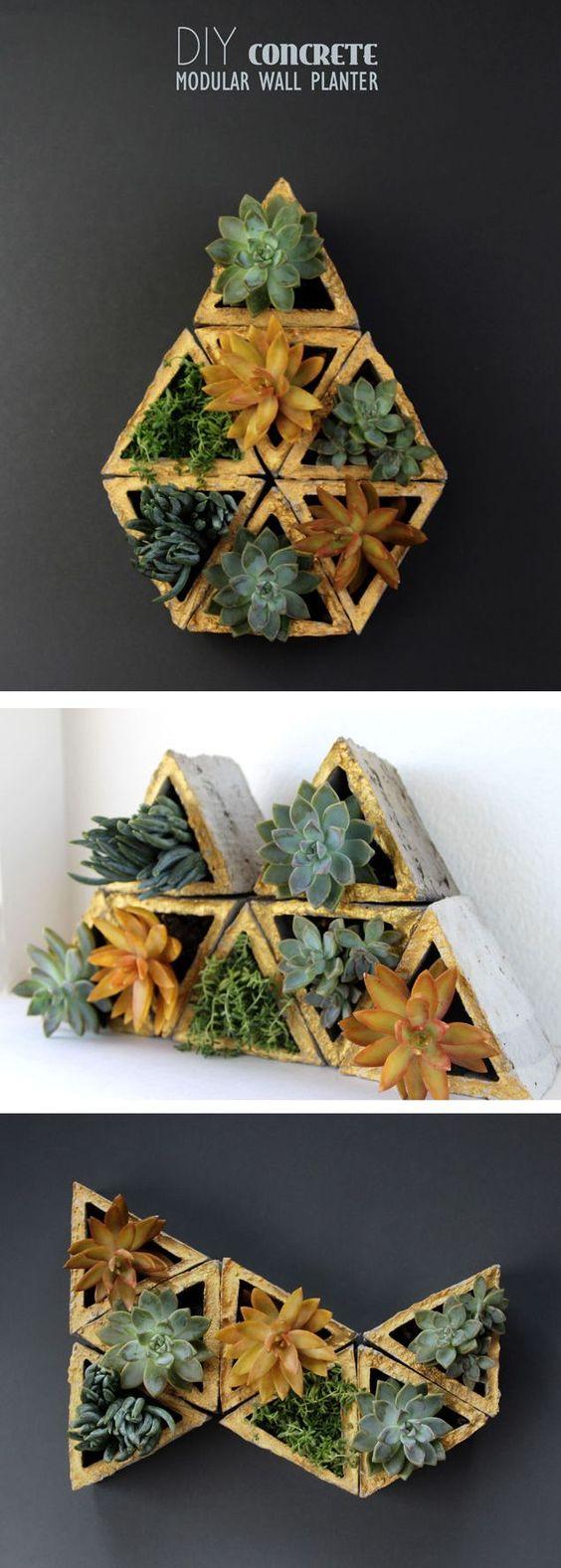 Vertical Garden Pots