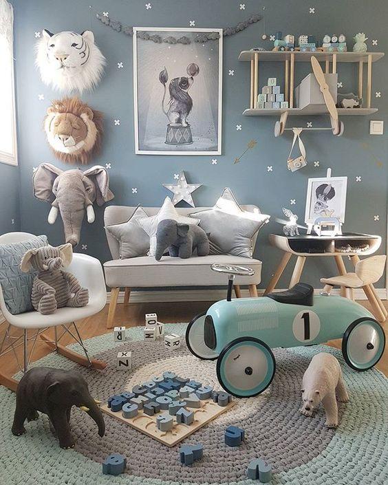 Baby Boy Room Color Ideas