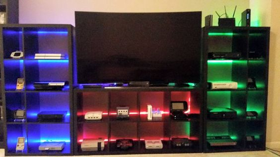 Xbox One Gaming Setup