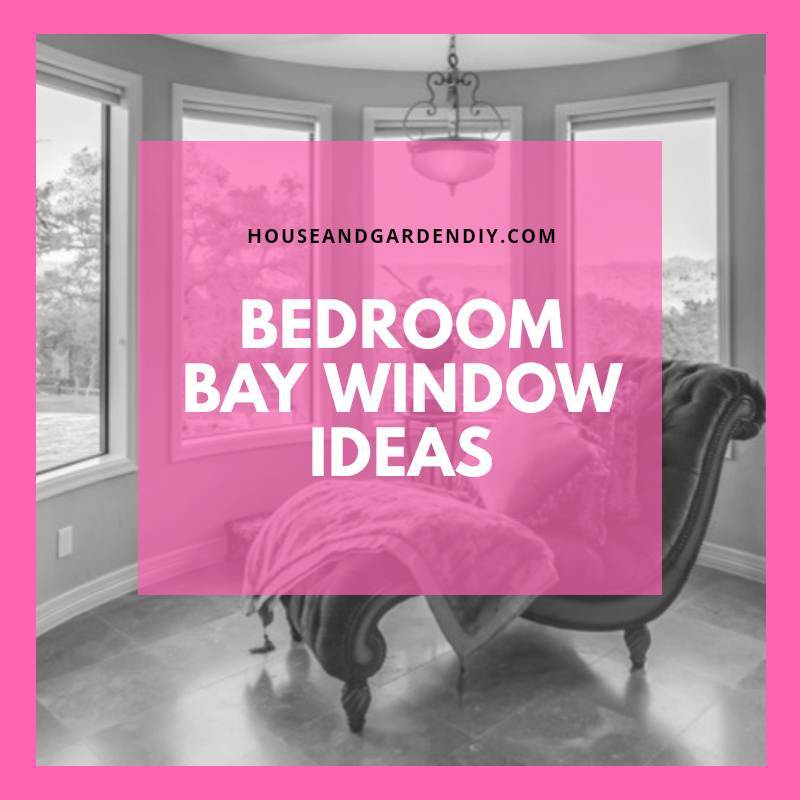 bedroom bay window ideas