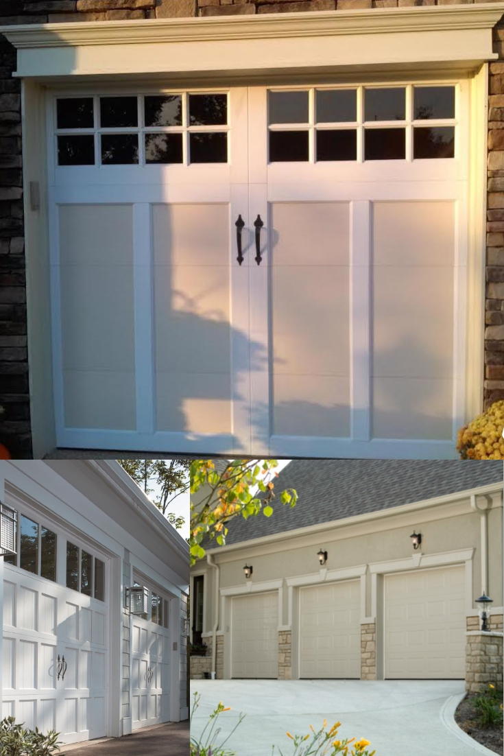 Garage Door Trim Ideas