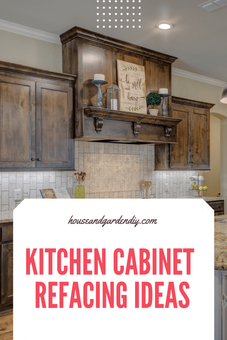 What is Kitchen Cabinet Refacing?