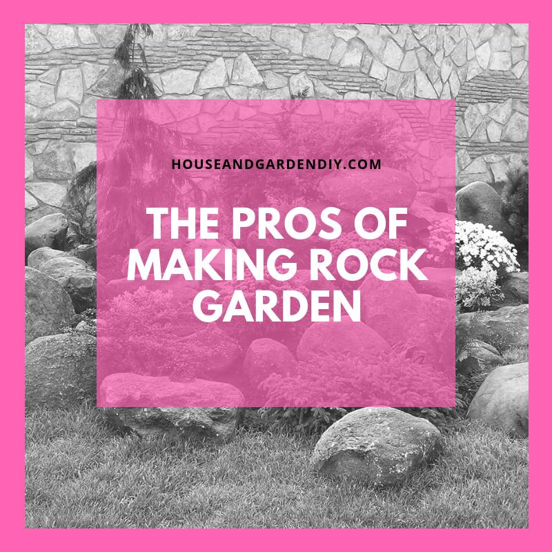 Designing Garden Rock Tips
