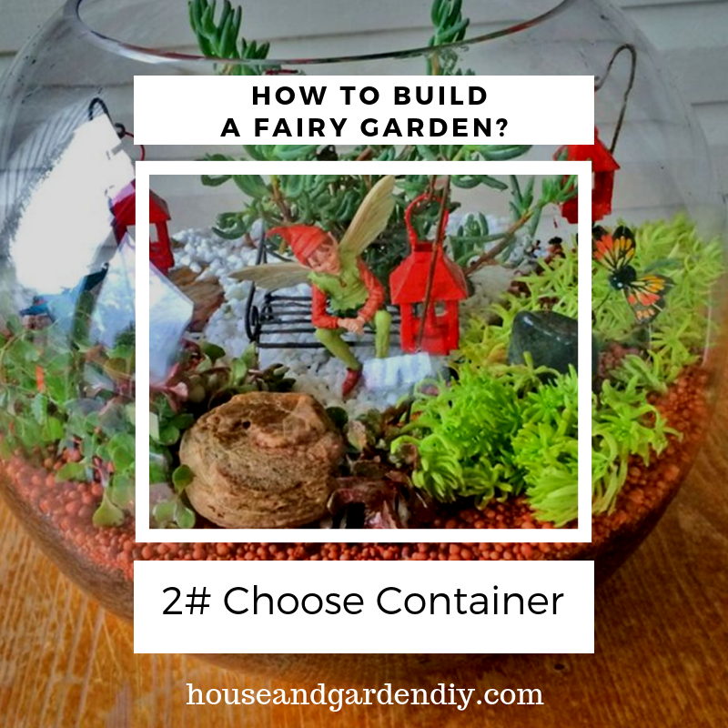 homemade fairy garden ideas