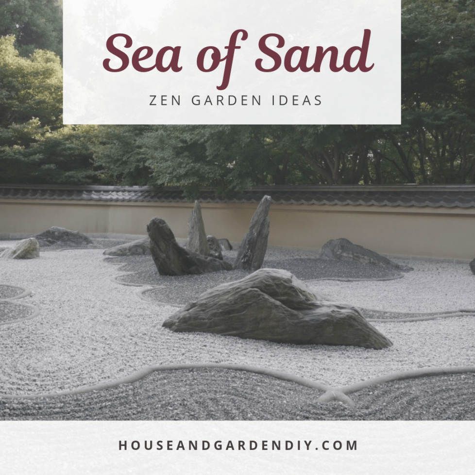 zen garden picture landscape